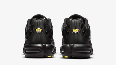 Nike TN Air Max Plus Triple Black Grey DB0682-001 03 back
