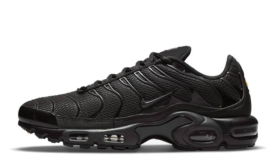 Nike TN Air Max Plus Triple Black Grey DB0682-001