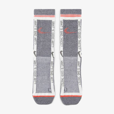 Off-White x Nike Socks Grey