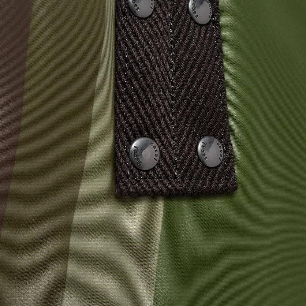 sacai x KAWS Large Tote Bag Camouflage Detail