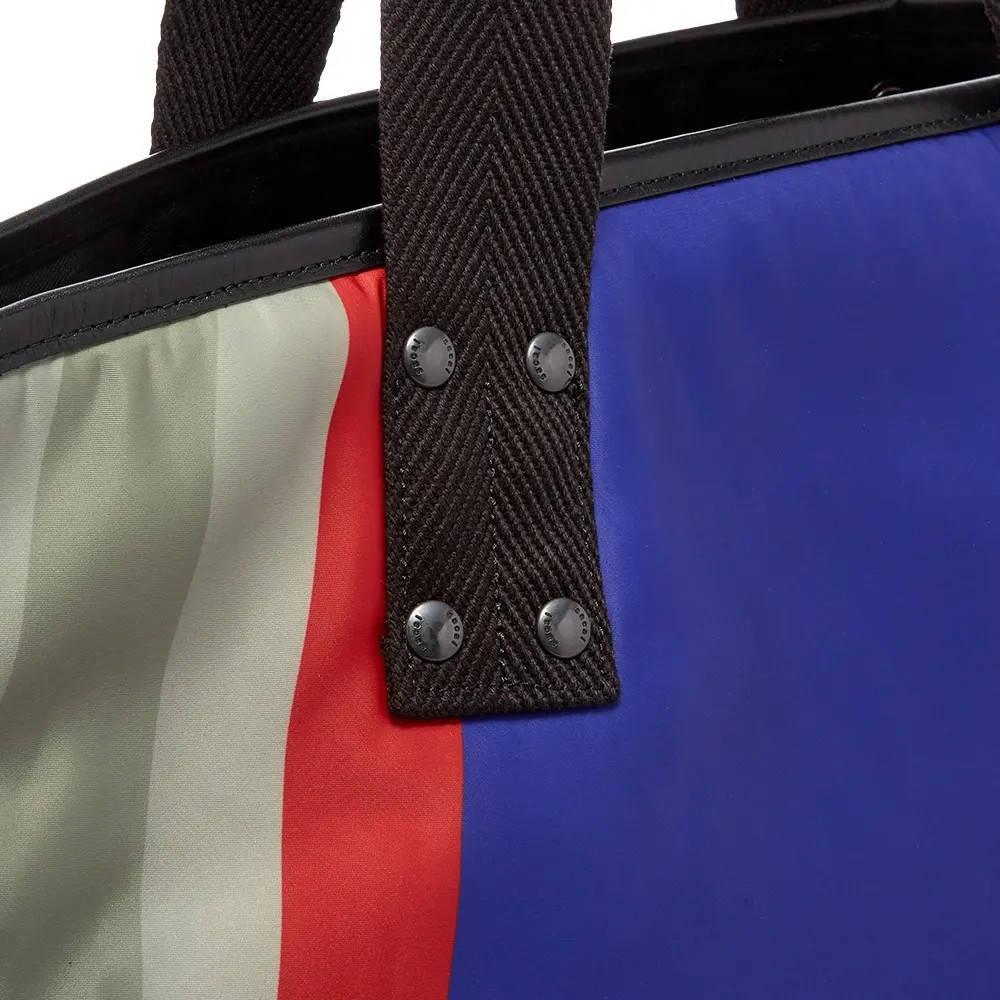 sacai x KAWS Large Tote Bag Multi Detail