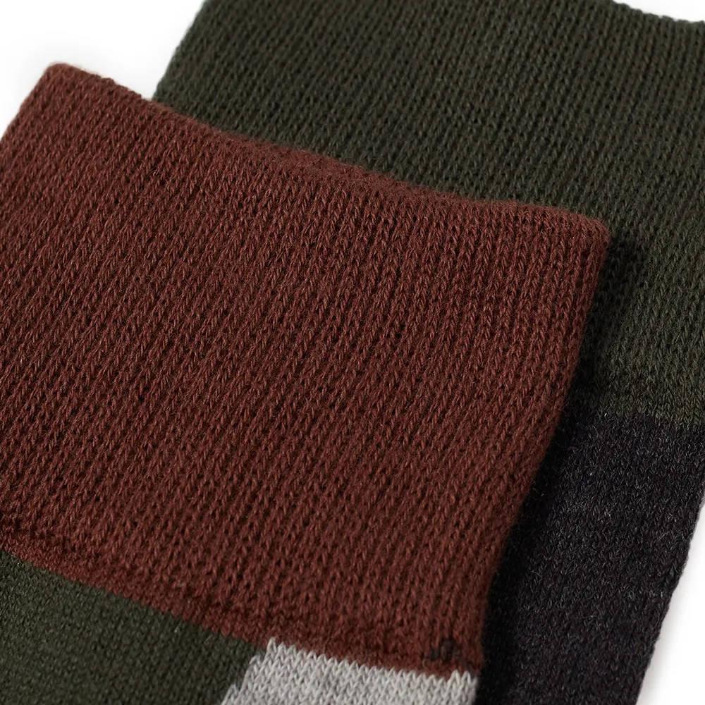 sacai x KAWS Socks Camo Detail 2