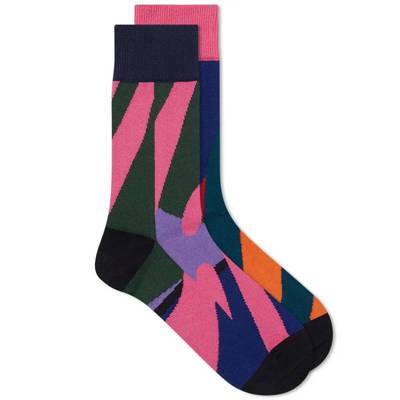 sacai x KAWS Socks Multi