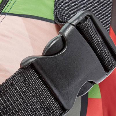 sacai x KAWS Waist Bag Multi Detail 3