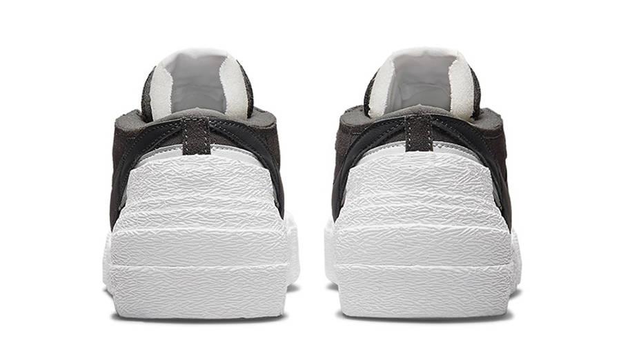sacai x Nike Blazer Low Iron Grey DD1877-002 back