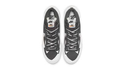 sacai x Nike Blazer Low Iron Grey DD1877-002 MIDDLE
