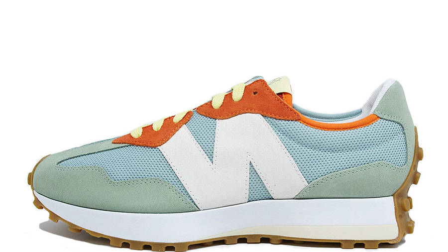 Todd Snyder x New Balance MS327 Farmers Market Pineapple