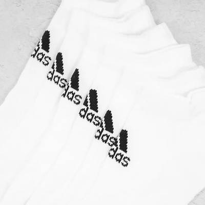 adidas Ankle Socks White Detail
