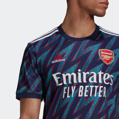 adidas Arsenal 21-22 Third Jersey GM0213 Detail