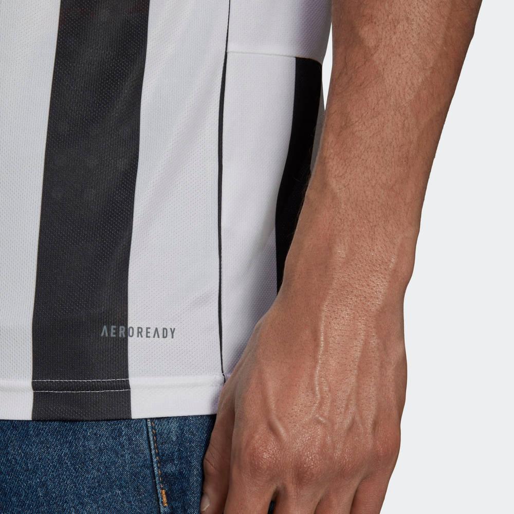 adidas Juventus 21-22 Third Jersey White Black GS1442 Detail 2