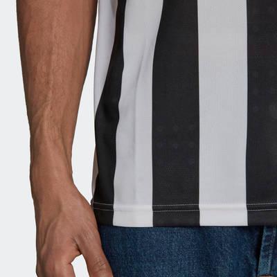 adidas Juventus 21-22 Third Jersey White Black GS1442 Detail 3