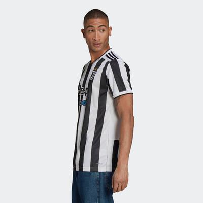 adidas Juventus 21-22 Third Jersey White Black GS1442 Side