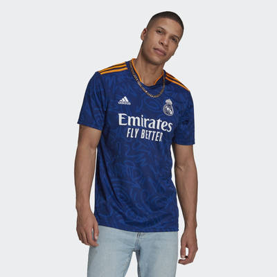 adidas Real Madrid 21-22 Away Jersey H40942