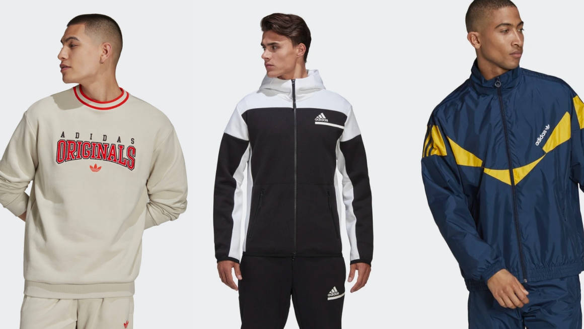 Look Your Sharpest With These Latest adidas Streetwear Pieces