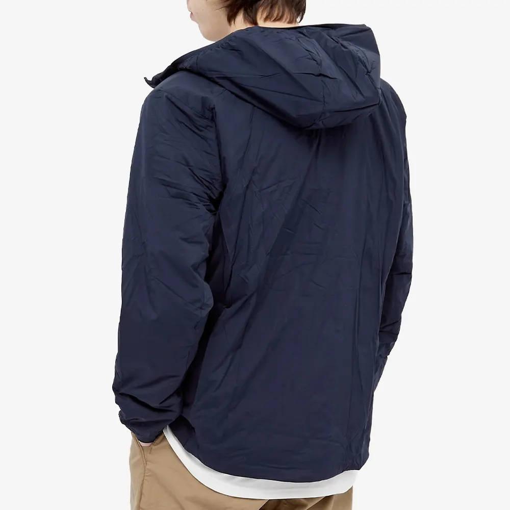 Arc'teryx Atom LT Packable Hooded Jacket Kingfisher Back