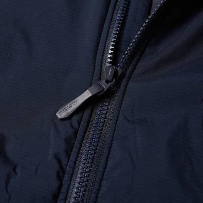Arc'teryx Atom LT Packable Hooded Jacket Kingfisher Detail 3