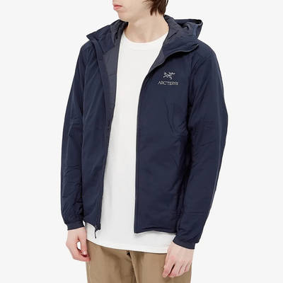 Arc'teryx Atom LT Packable Hooded Jacket Kingfisher Front