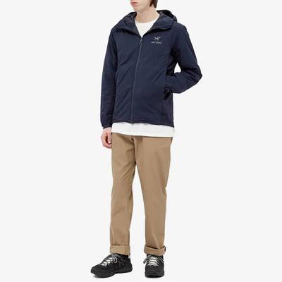 Arc'teryx Atom LT Packable Hooded Jacket Kingfisher Full