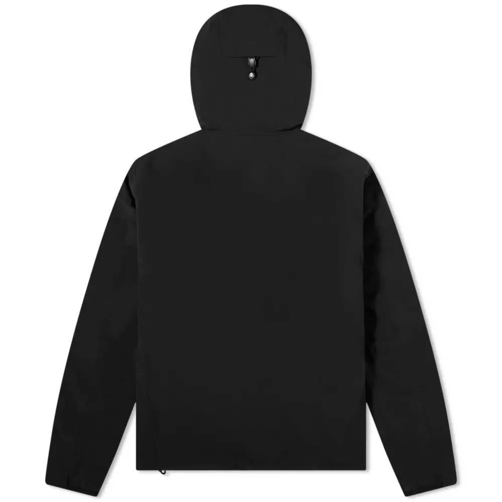 Arc'teryx Gamma MX Hooded Softshell Jacket Black Back