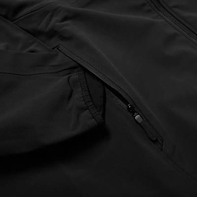 Arc'teryx Gamma MX Hooded Softshell Jacket Black Detail 3