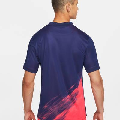 Atletico Madrid 2021-22 Stadium Away Football Shirt CV7881-422 Back