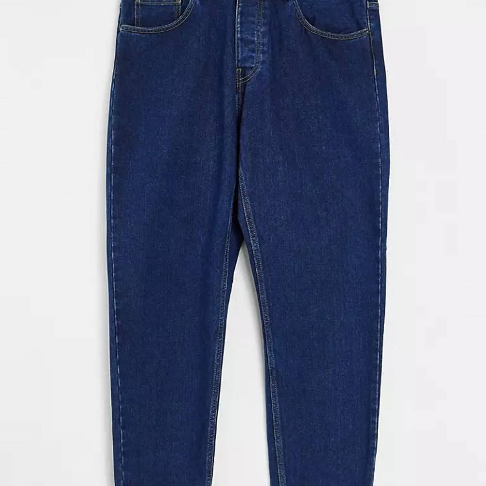 Carhartt WIP Newel Relaxed Taper Jeans Blue Stone Wash