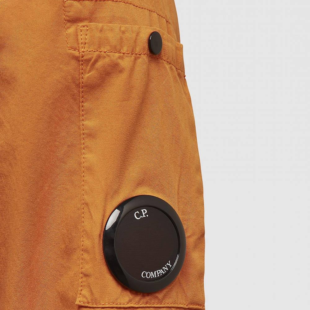 C.P. Company Gabardine Zipped Lens Shirt 11CMSH156A-002824G436 Detail