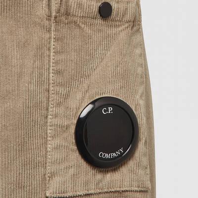 C.P. Company Stretch Corduroy Utility Shirt 11CMSH325A-005899O334 Detail