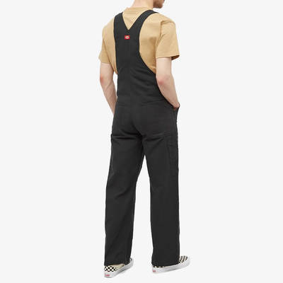 Dickies Bib Overall Black Back