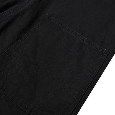 Dickies Bib Overall Black Detail 2