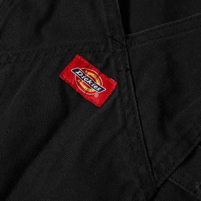 Dickies Bib Overall Black Detail 3