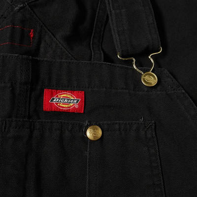 Dickies Bib Overall Black Detail