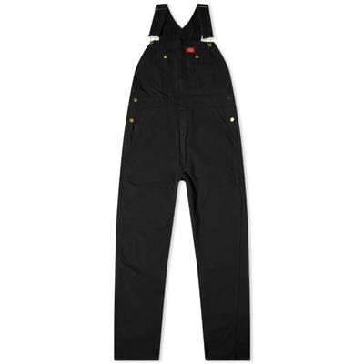 Dickies Bib Overall Black
