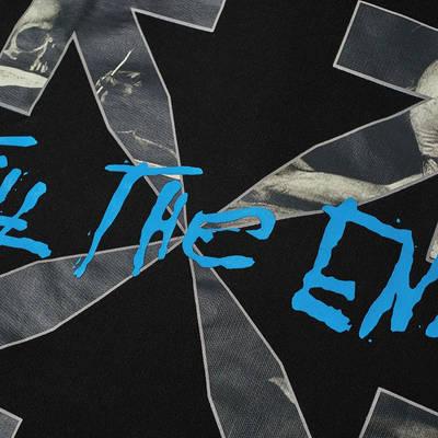 END. x Off-White San Girolamo Popover Hoodie OMBB034T21FLE0181045 Detail 2