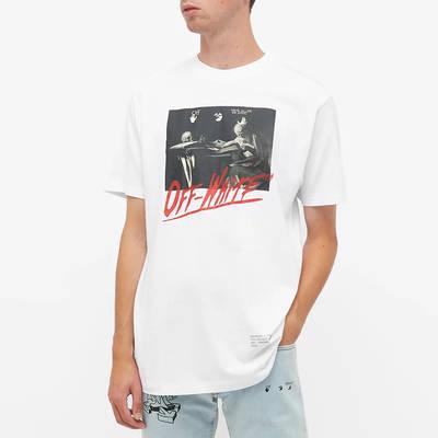 END x Off-White San Girolamo T-Shirt OMAA027T21JER0680125 Front