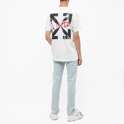 END x Off-White San Girolamo T-Shirt OMAA027T21JER0680125 Full