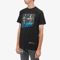 END x Off-White San Girolamo T-Shirt OMAA027T21JER0680140 Front