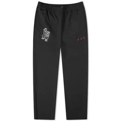 END x Off-White Till The End Track Pants OMCA104T21FAB0021000