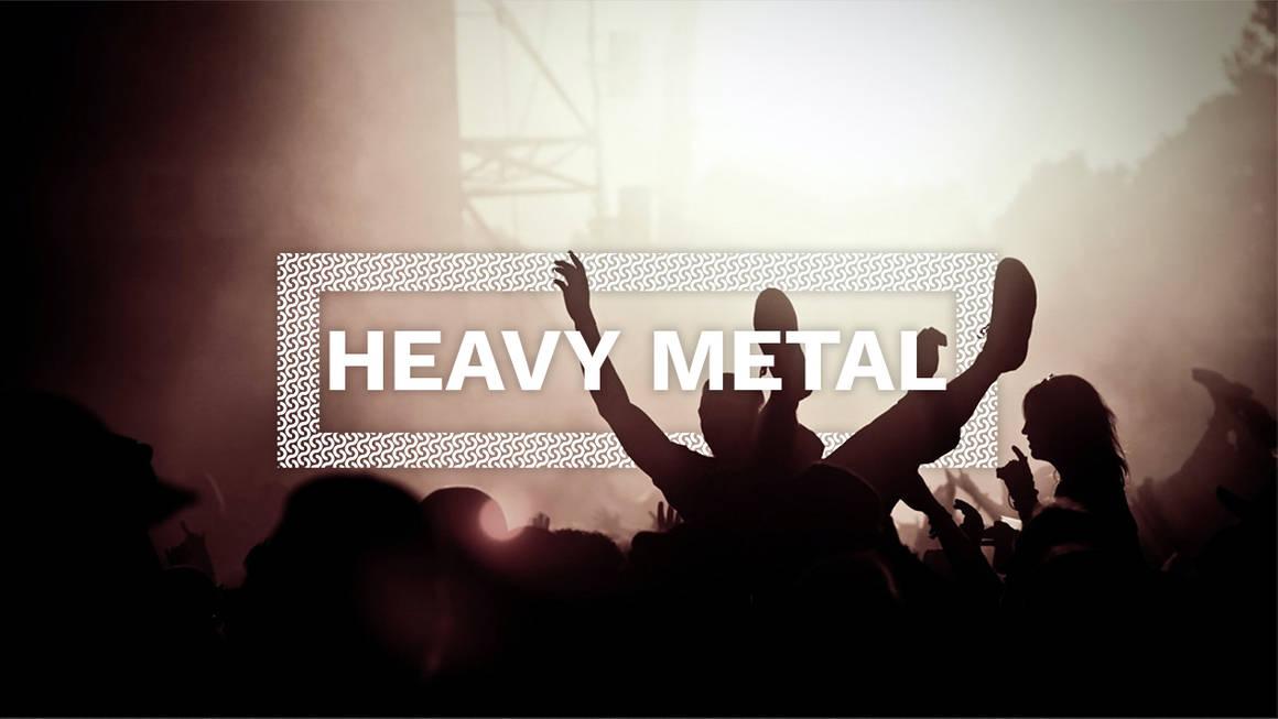 heavy metal sneakers