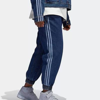 IVY PARK x adidas Denim Jeans Dark Navy Side