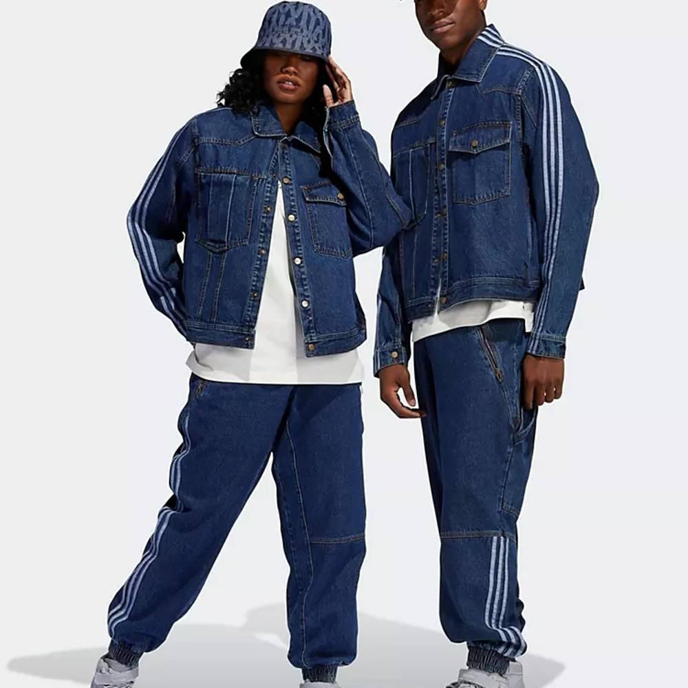 IVY PARK x adidas Denim Jeans Dark Navy