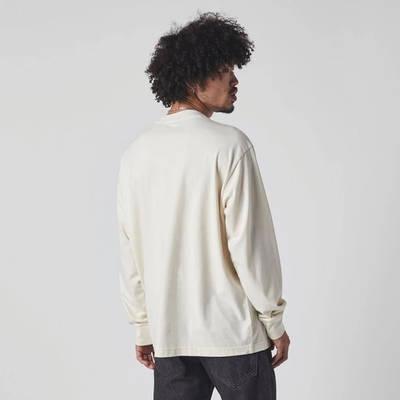 Levi's Skate Leopard Long Sleeve T-Shirt White Back