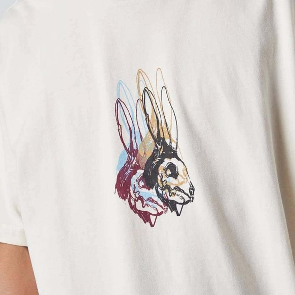 Levi's Skate Rabbit T-Shirt White Detail