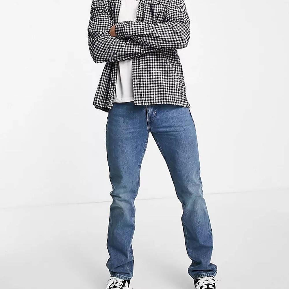 Levi's Skateboarding 511 Slim Fit Jeans Mid Blue Full