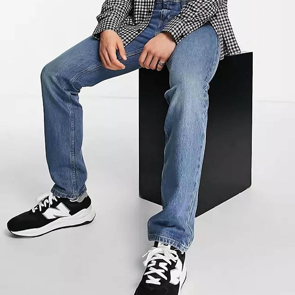 Levi's Skateboarding 511 Slim Fit Jeans Mid Blue
