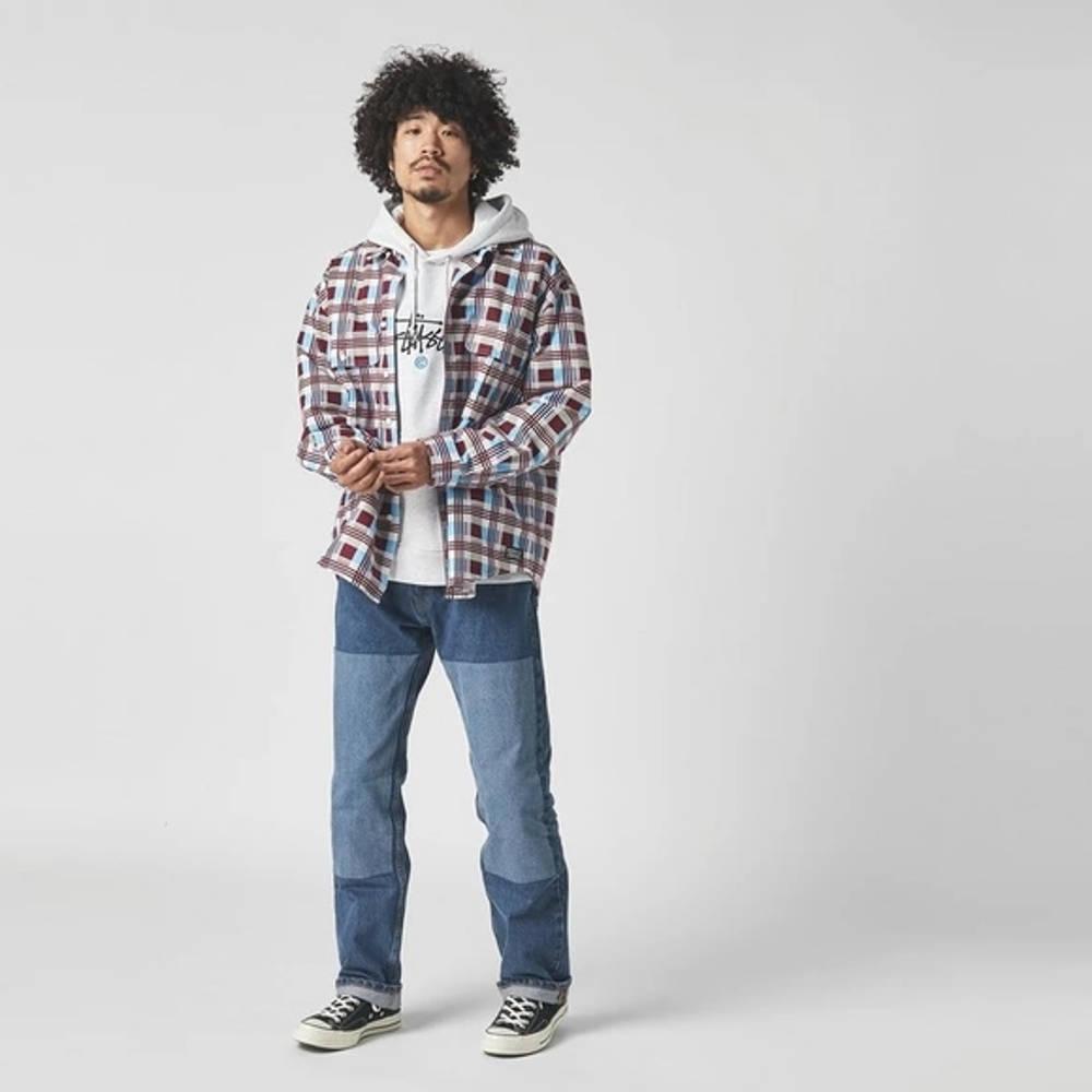 Levis Skateboarding 511 Straight Jeans Blue Full