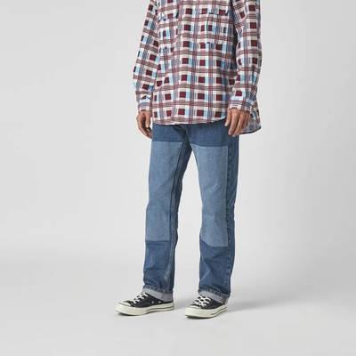 Levis Skateboarding 511 Straight Jeans Blue