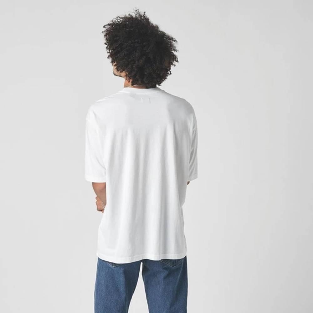 Levi's Skateboarding Graphic T-Shirt White Back