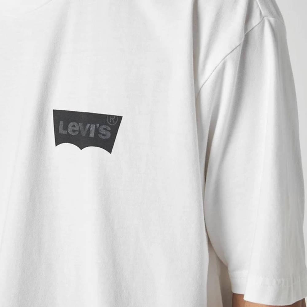 Levi's Skateboarding Graphic T-Shirt White Detail