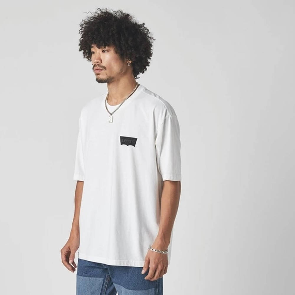 Levi's Skateboarding Graphic T-Shirt White